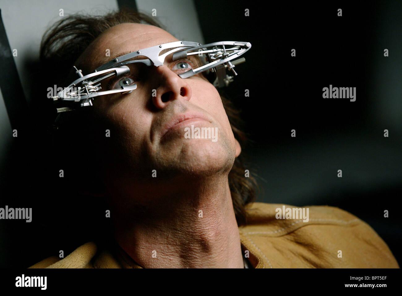 NICOLAS CAGE NEXT (2007) - Stock Image