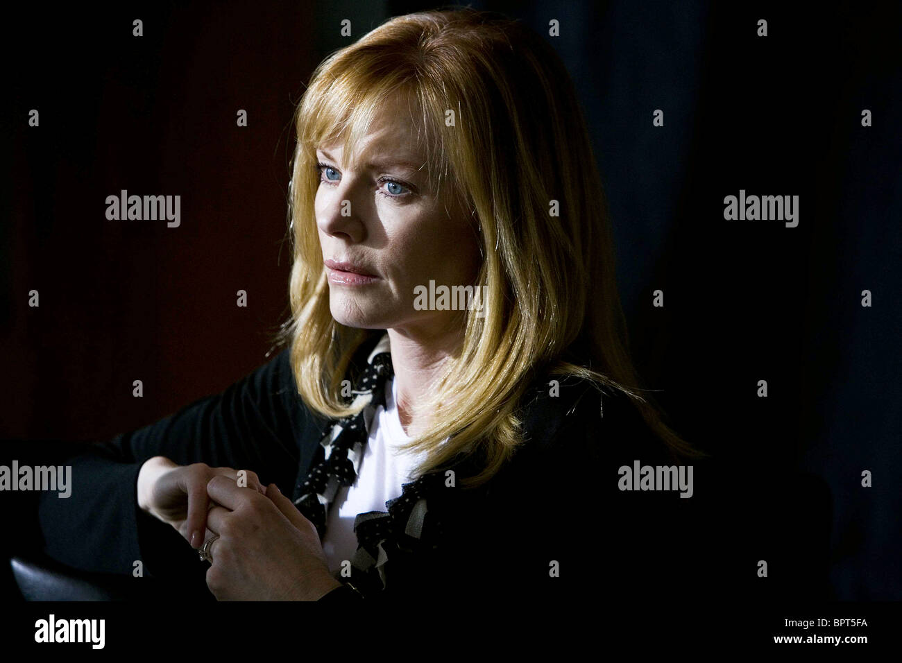 MARG HELGENBERGER MR. BROOKS (2007) Stock Photo