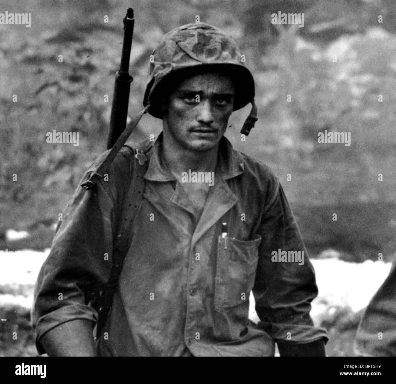 SECOND WORLD WAR SOLDIER THE WAR ; THE WAR (2007) - Stock Image