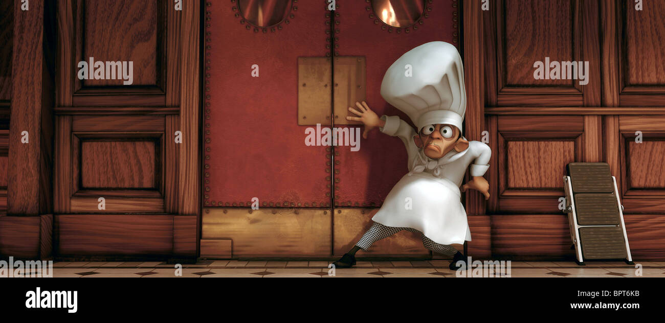 SKINNER RATATOUILLE (2007) - Stock Image