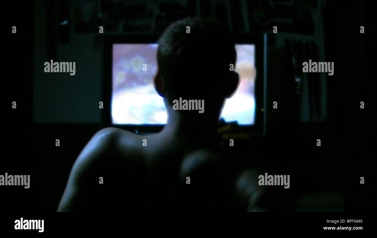 JUSTIN WELBORN THE SIGNAL (2007) - Stock Image