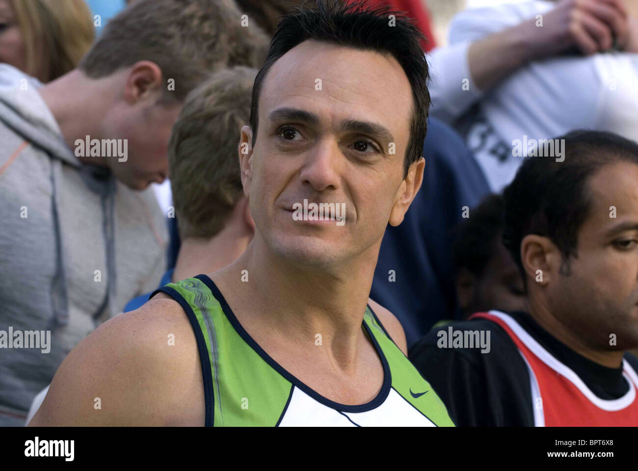 Hank Azaria Run Fat Boy Run Run Fat Boy Run 2007 Stock