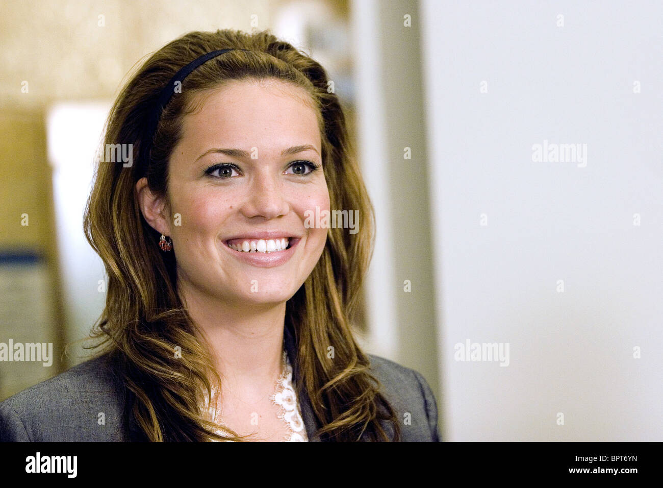 Mandy Moore License To Wed 2007 Stock Photo Alamy