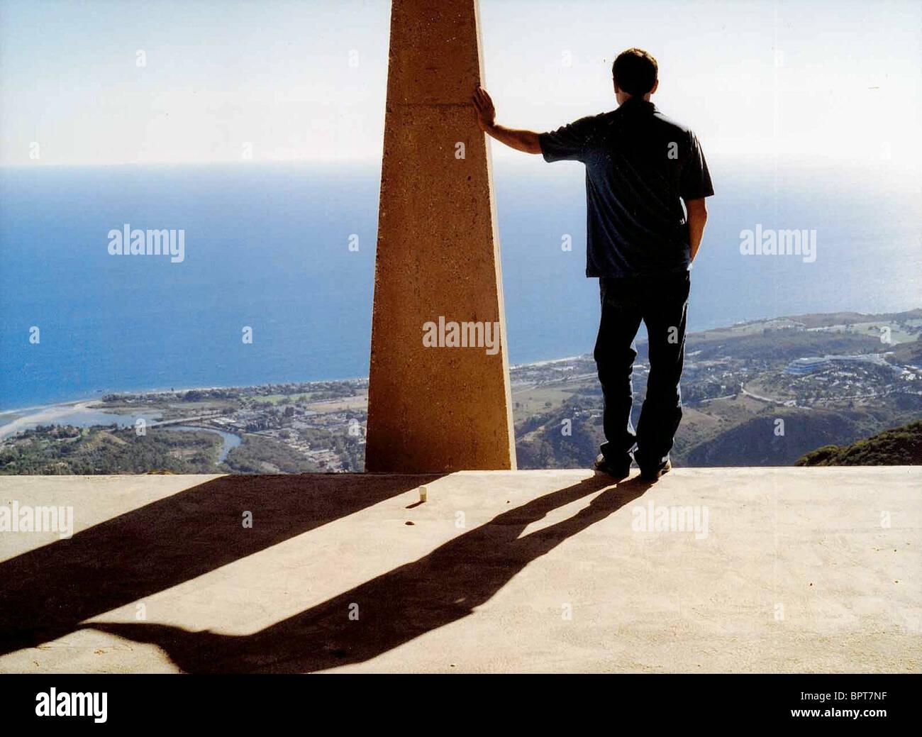 LEONARDO DICAPRIO THE 11TH HOUR (2007) - Stock Image
