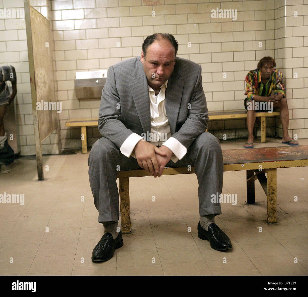 Tony Soprano Stock Photos & Tony Soprano Stock Images - Alamy