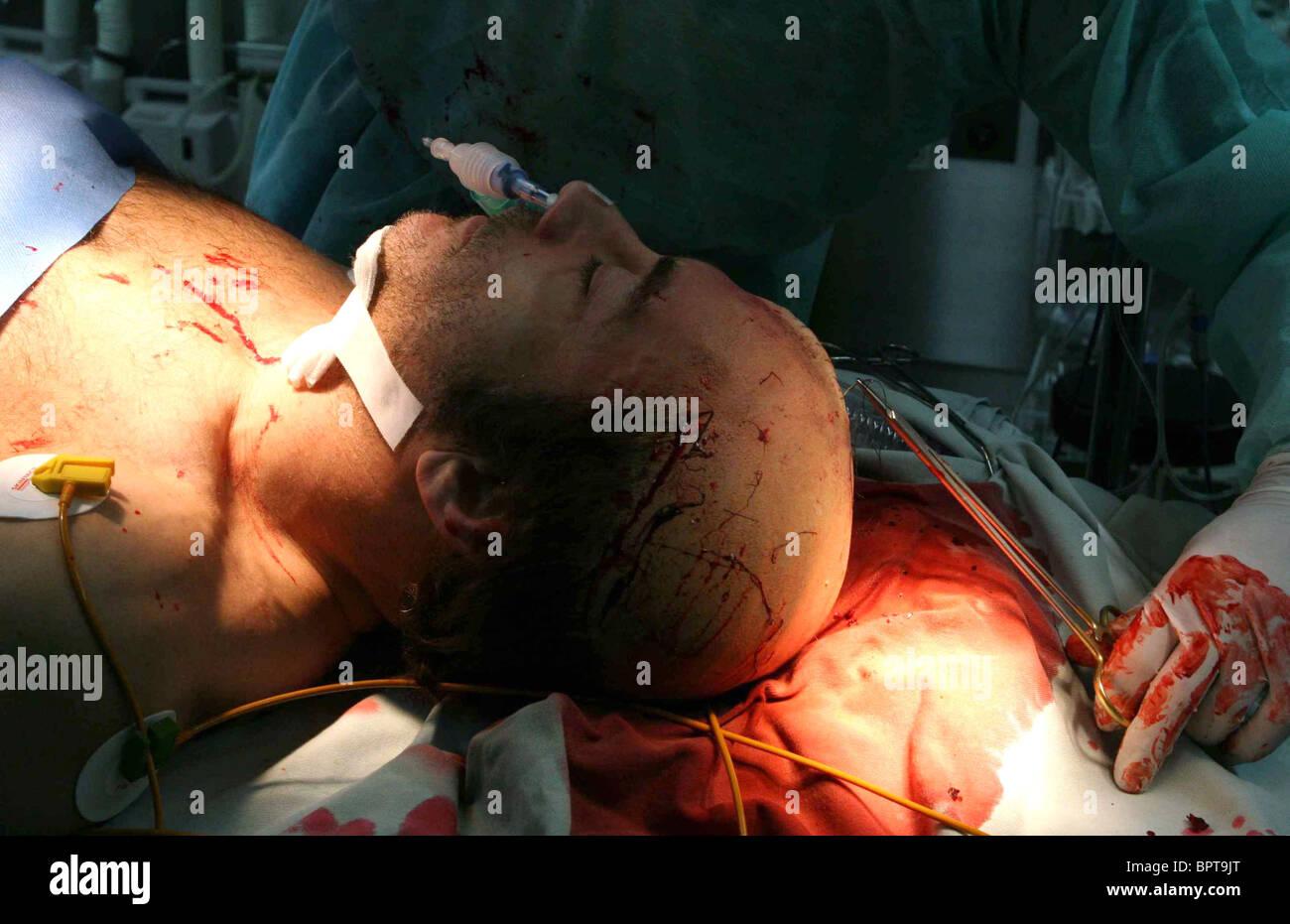 JEAN-CLAUDE VAN DAMME UNTIL DEATH (2007) - Stock Image