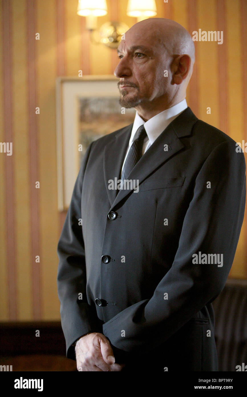 BEN KINGSLEY YOU KILL ME (2007) - Stock Image