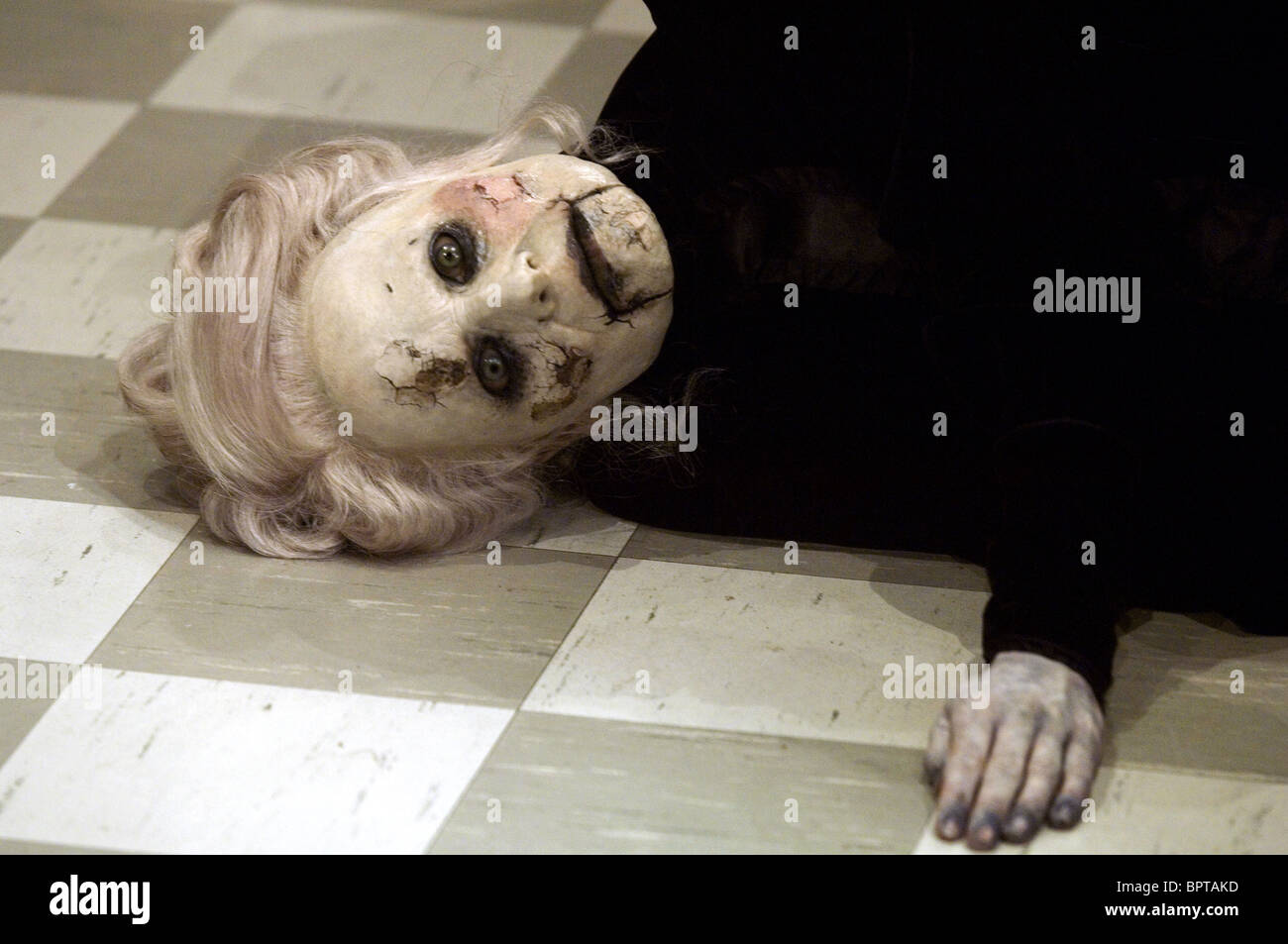 Judith Roberts Dead Silence 2007 Stock Photo Alamy