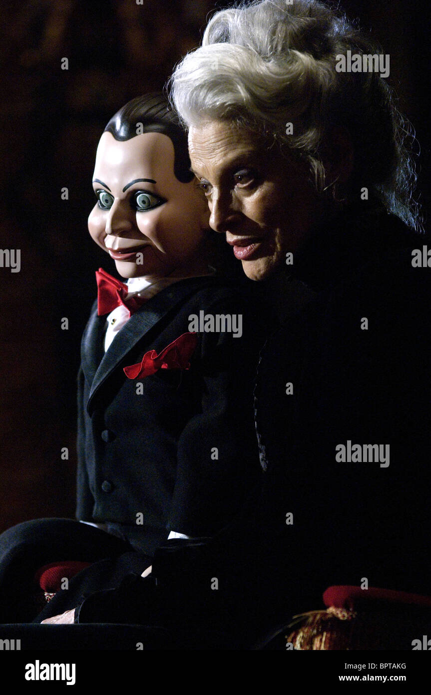 Billy The Dummy Judith Roberts Dead Silence 2007 Stock Photo Alamy