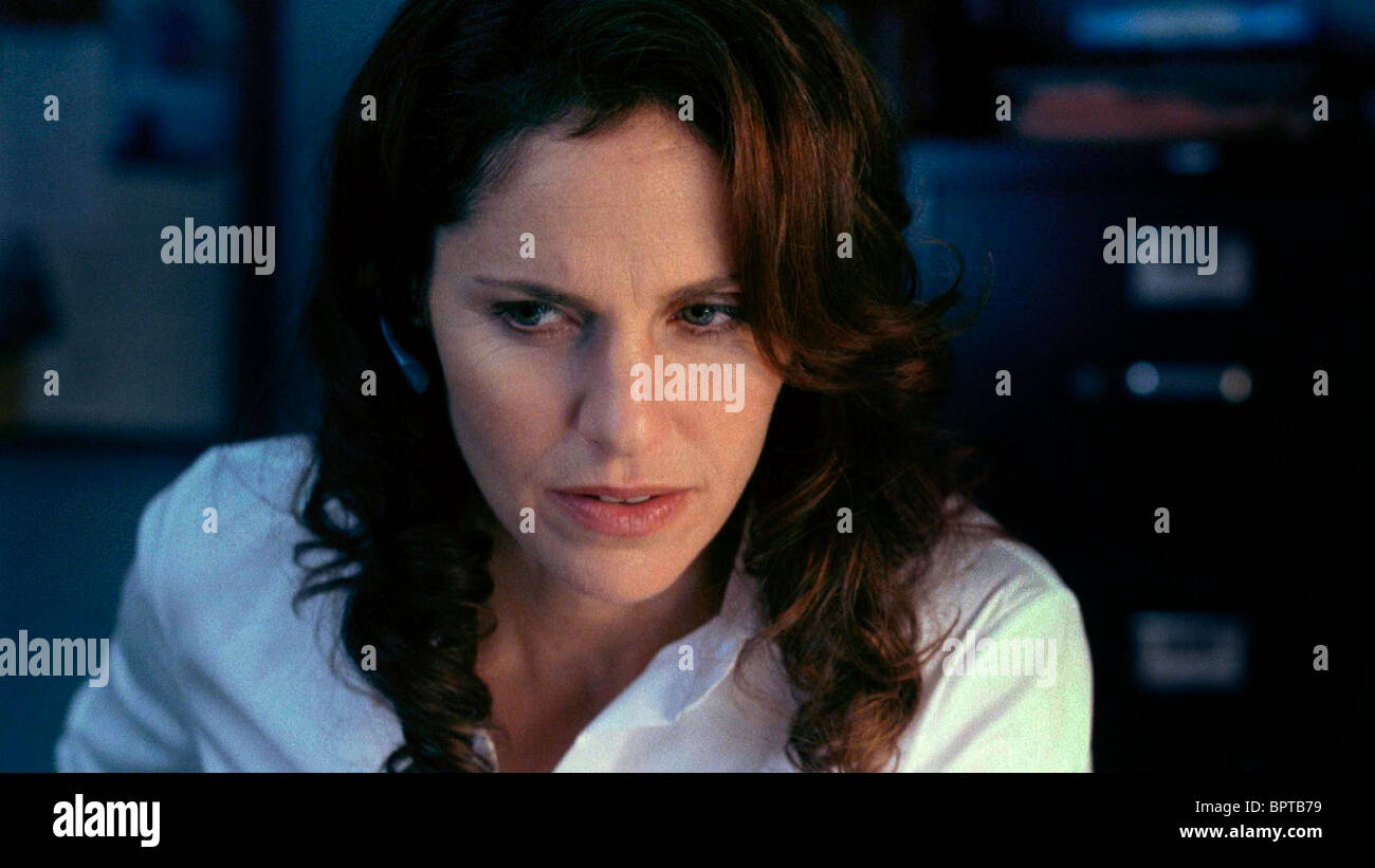 AMY BRENNEMAN 88 MINUTES (2007) - Stock Image