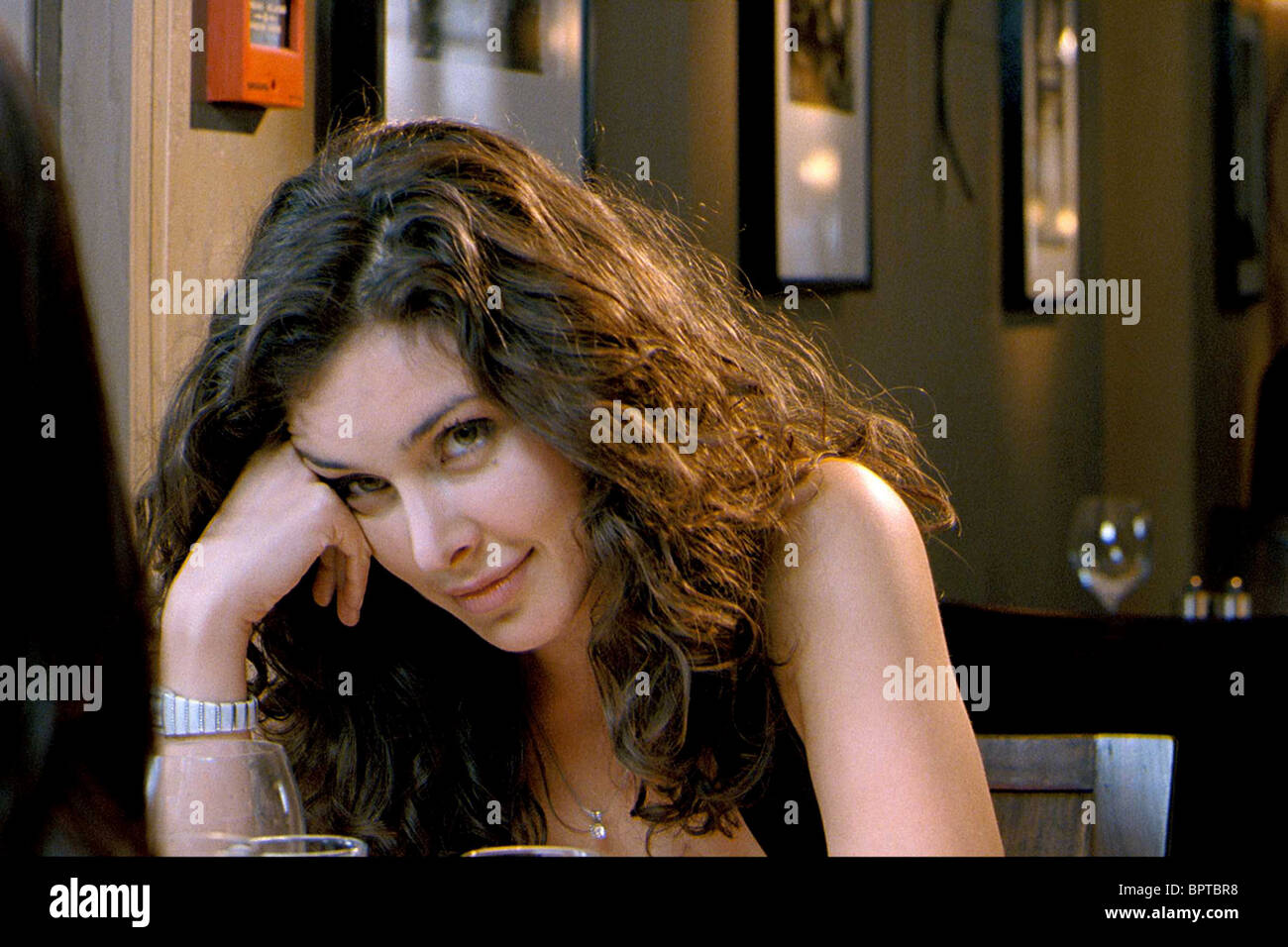 LISA RAY I CAN'T THINK STRAIGHT (2007) - Stock Image