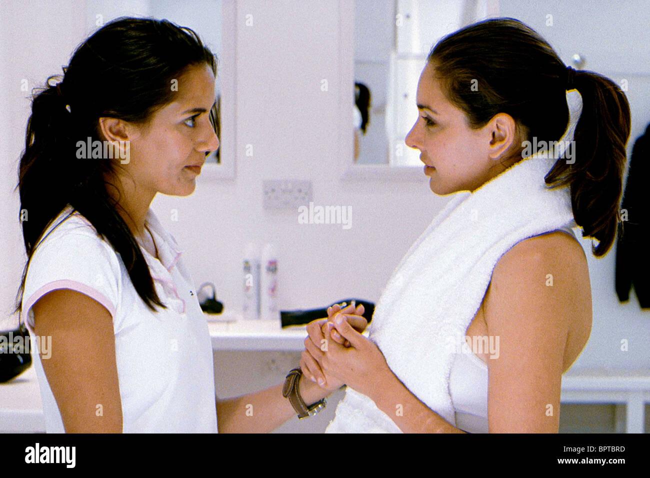 SHEETAL SHETH & LISA RAY I CAN'T THINK STRAIGHT (2007) - Stock Image
