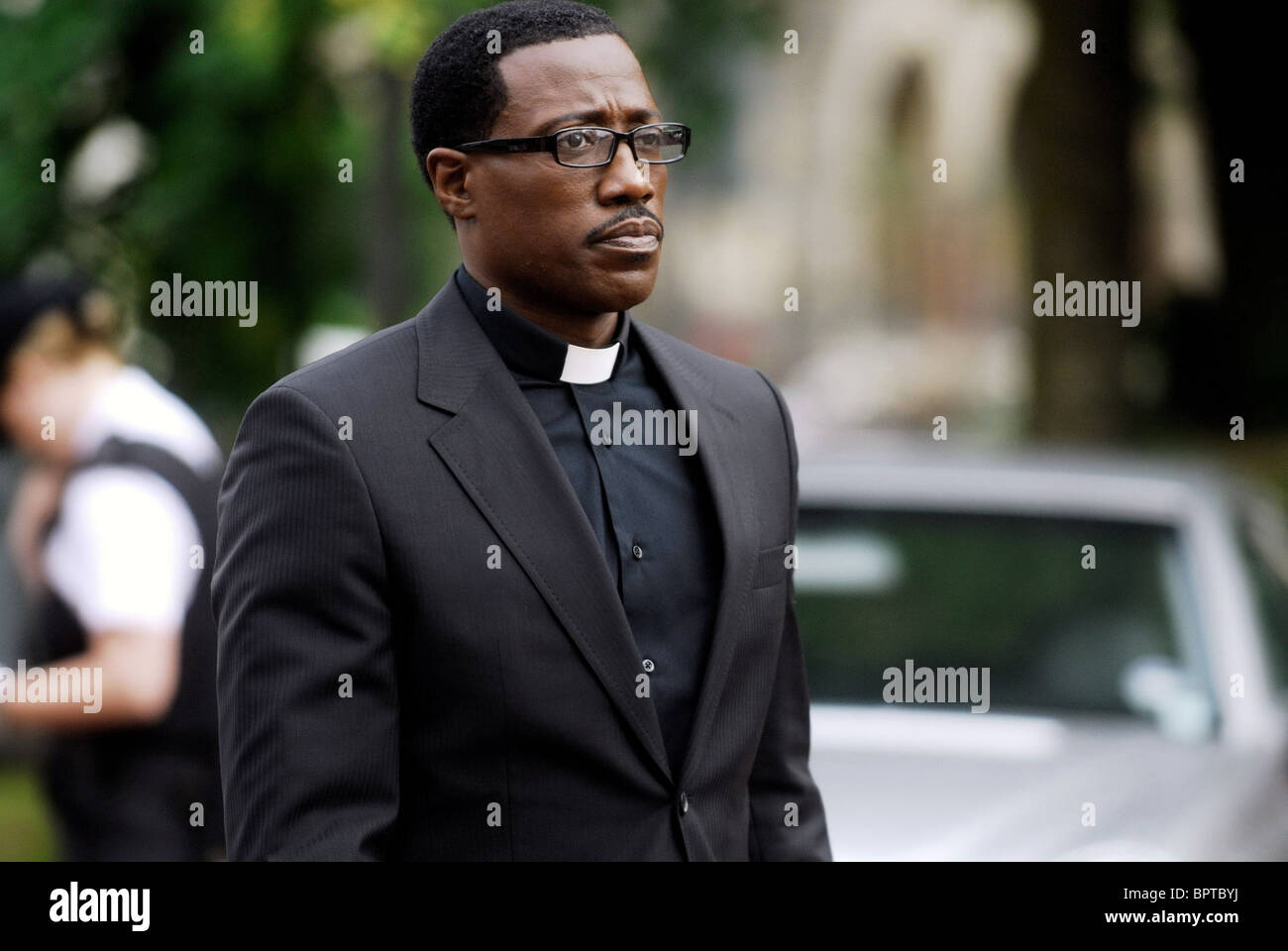 Wesley Snipes The Contractor 2007 Stock Photo 31269046 Alamy