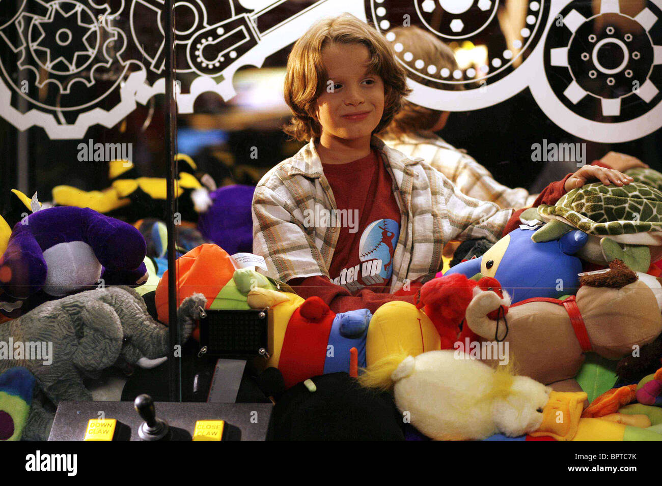 BOBBY COLEMAN THE MARTIAN CHILD (2007) - Stock Image