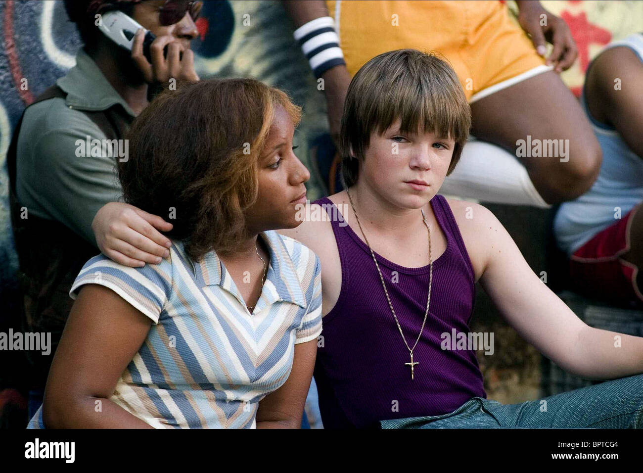 MILES CHANDLER THE EDUCATION OF CHARLIE BANKS (2007) - Stock Image