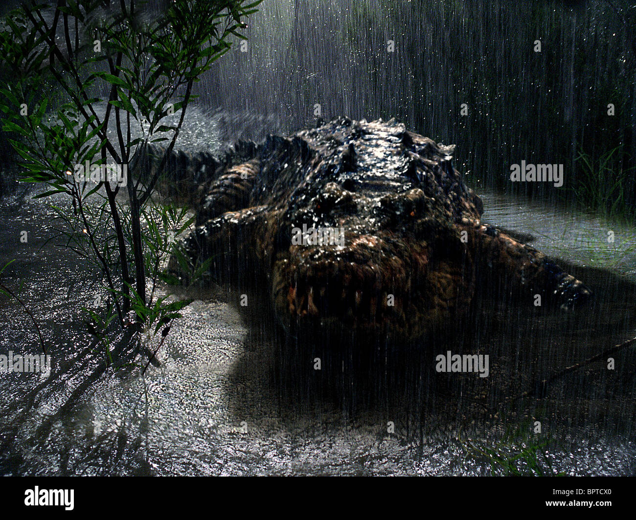 CROCODILE PRIMEVAL (2007) Stock Photo