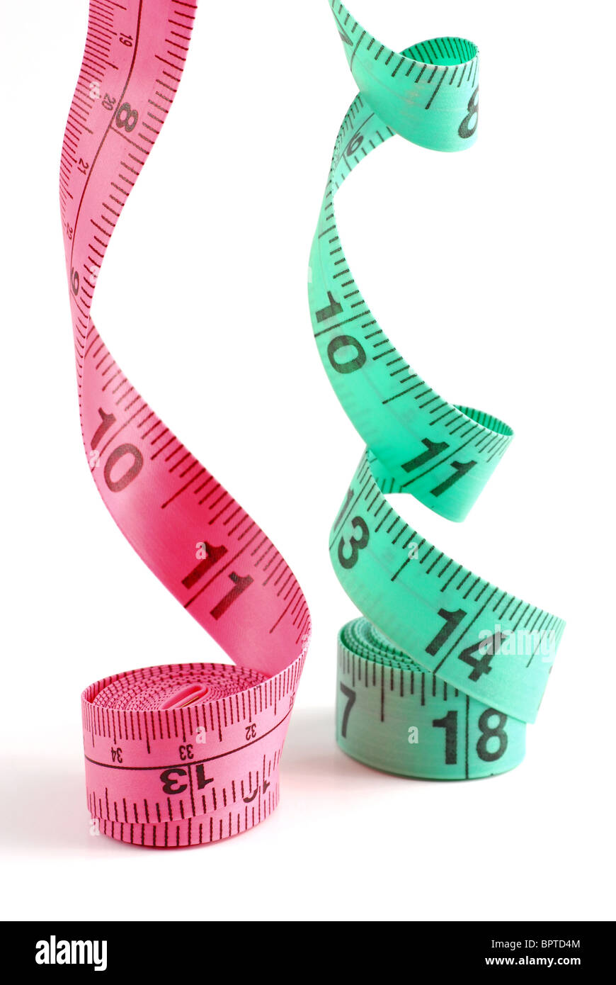 Two inch tape stock photos two inch tape stock images alamy two tape measures against white background stock image ccuart Gallery