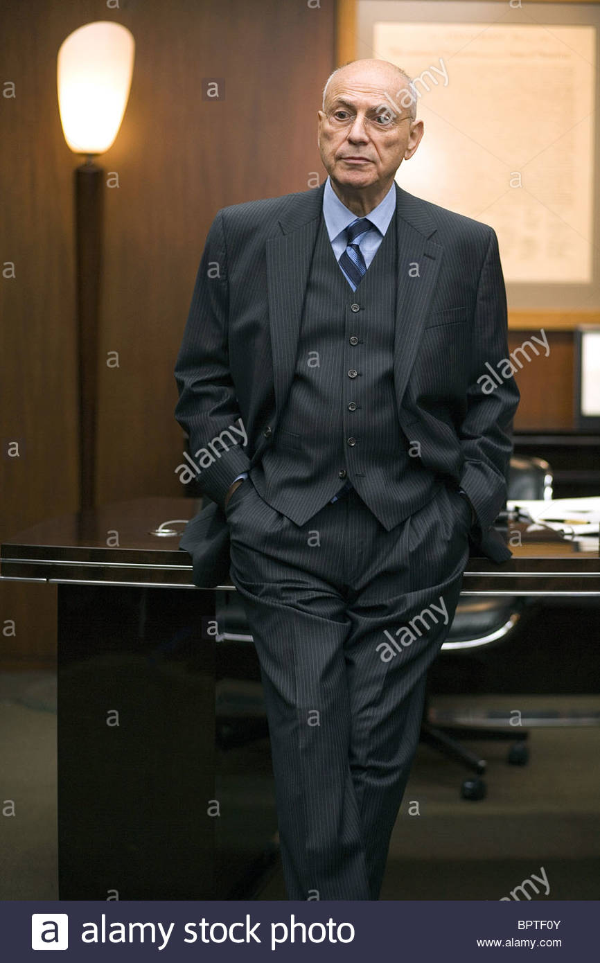 ALAN ARKIN RENDITION (2007) - Stock Image