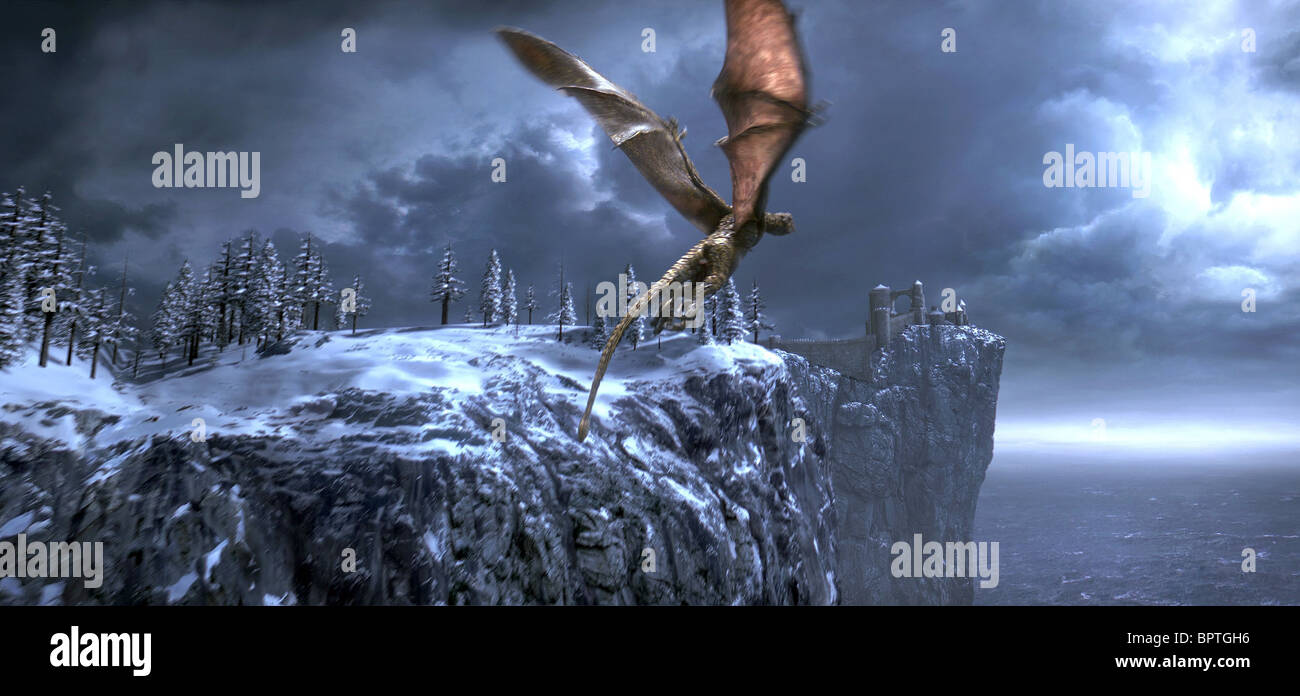DRAGON BEOWULF (2007) Stock Photo
