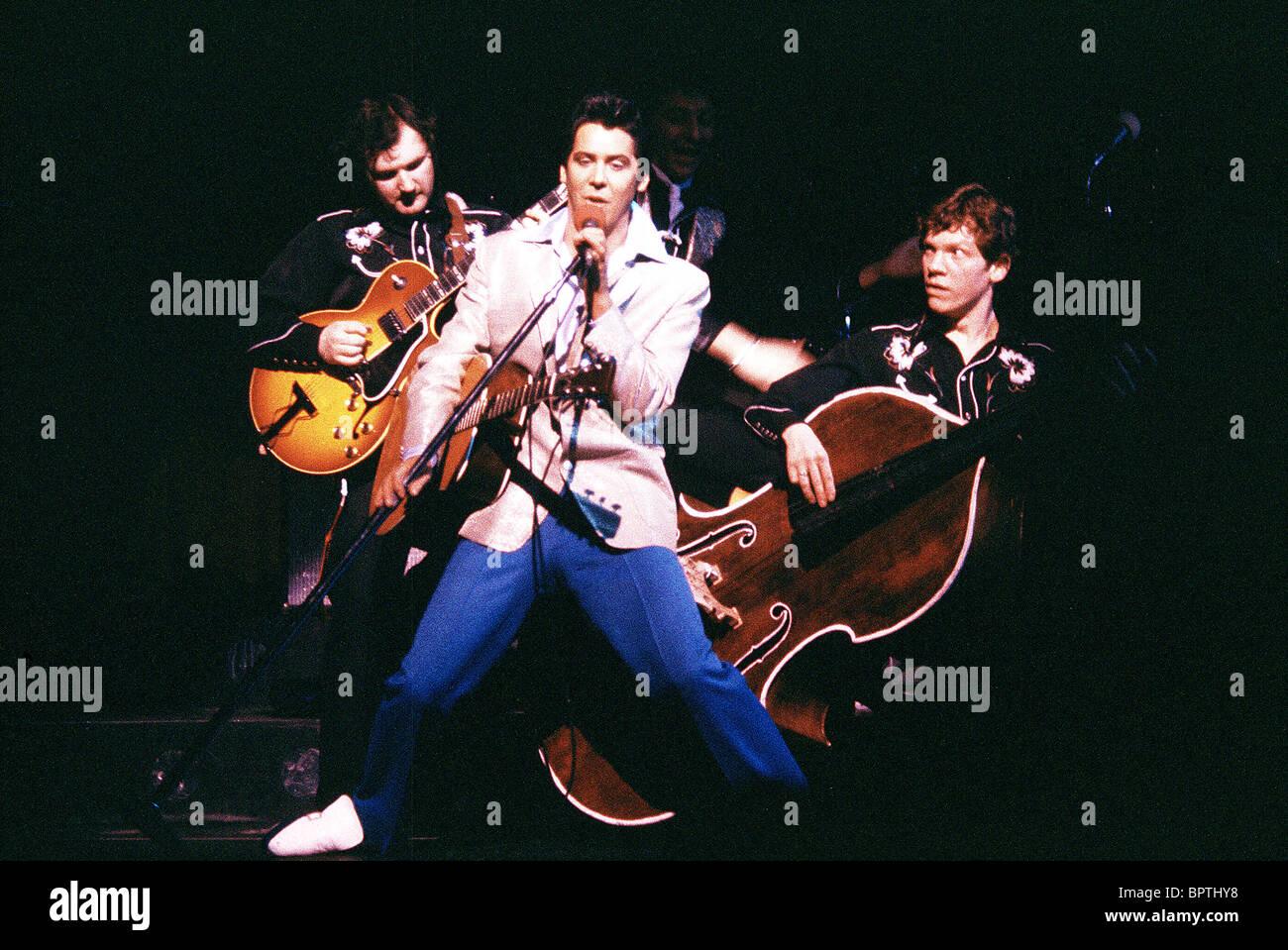 SHAKIN STEVENS. SINGER (1984) - Stock Image