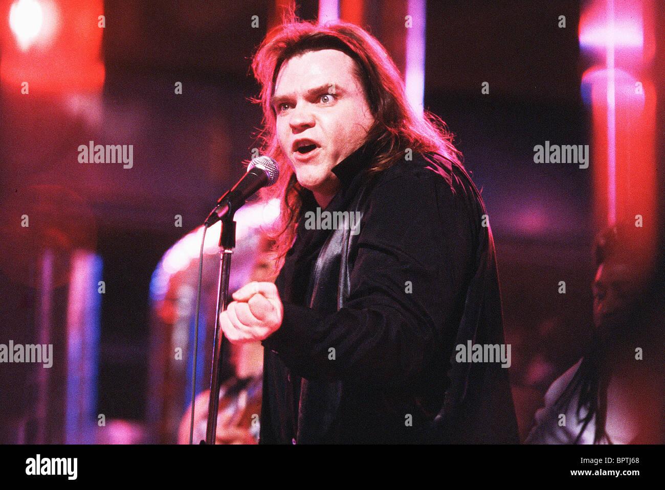 Meatloaf lead singer