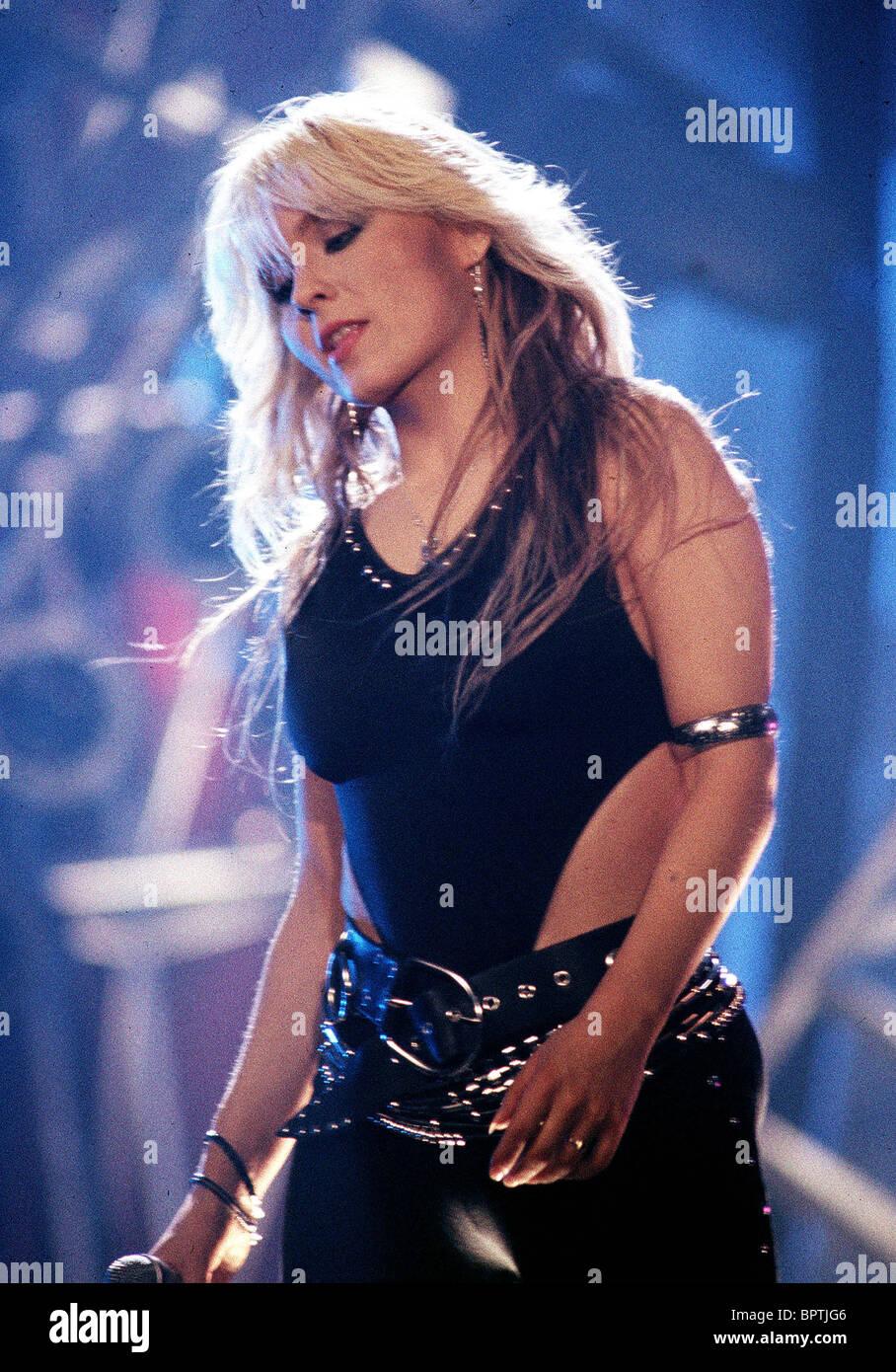 Lita Ford Singer Alamy Com