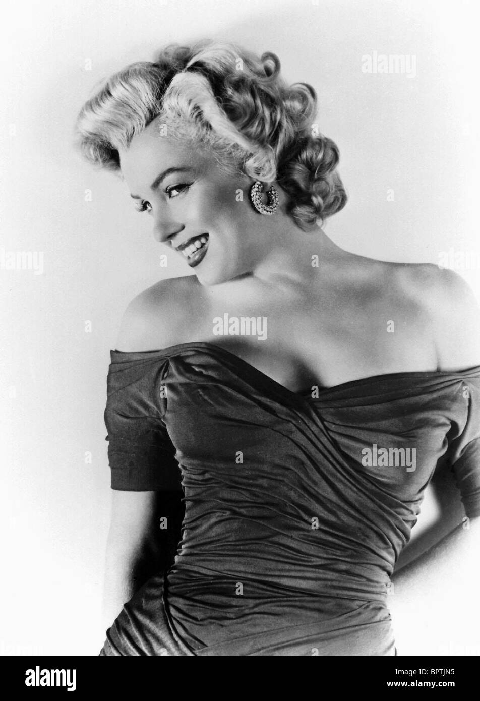 MARILYN MONROE ACTRESS (1958) - Stock Image