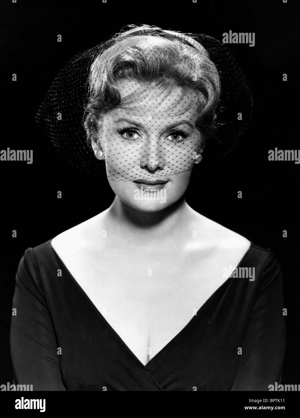 RHONDA FLEMING ACTRESS (1960) - Stock Image