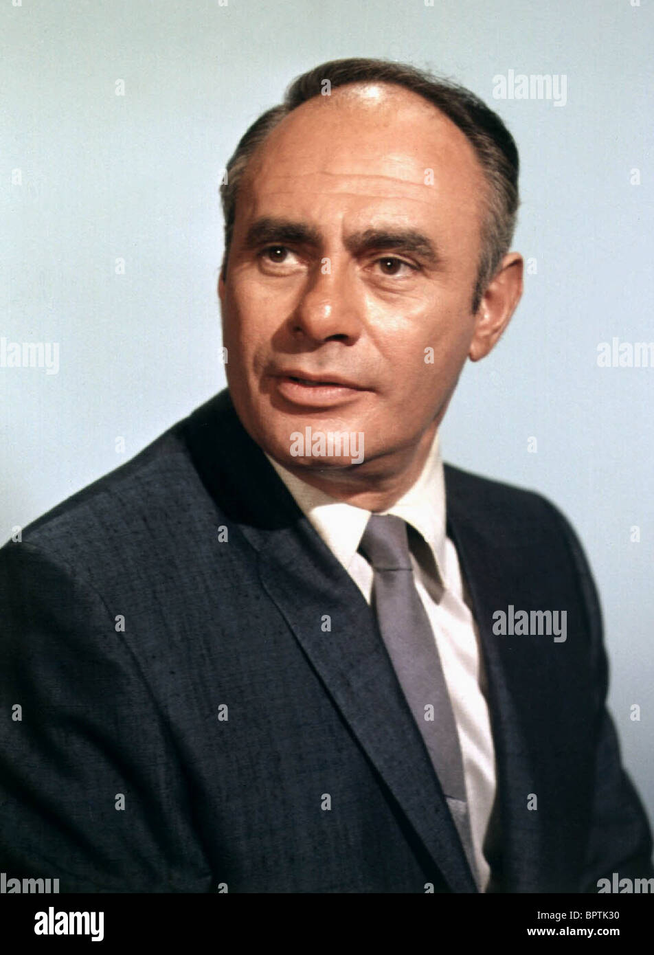 MARTIN BALSAM ACTOR (1975) - Stock Image