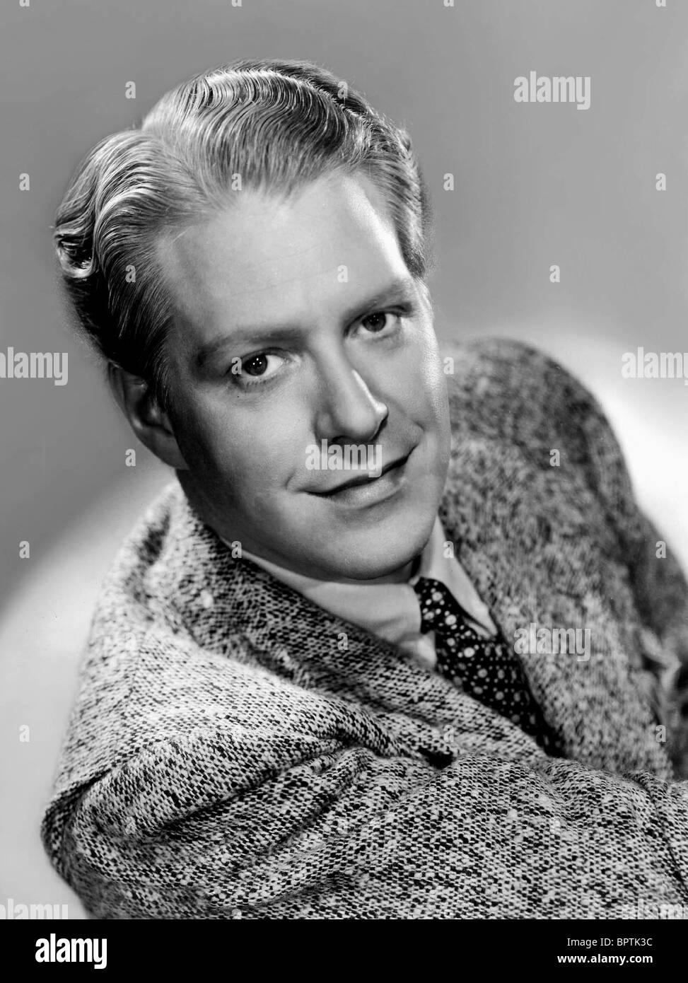 NELSON EDDY ACTOR (1945) - Stock Image