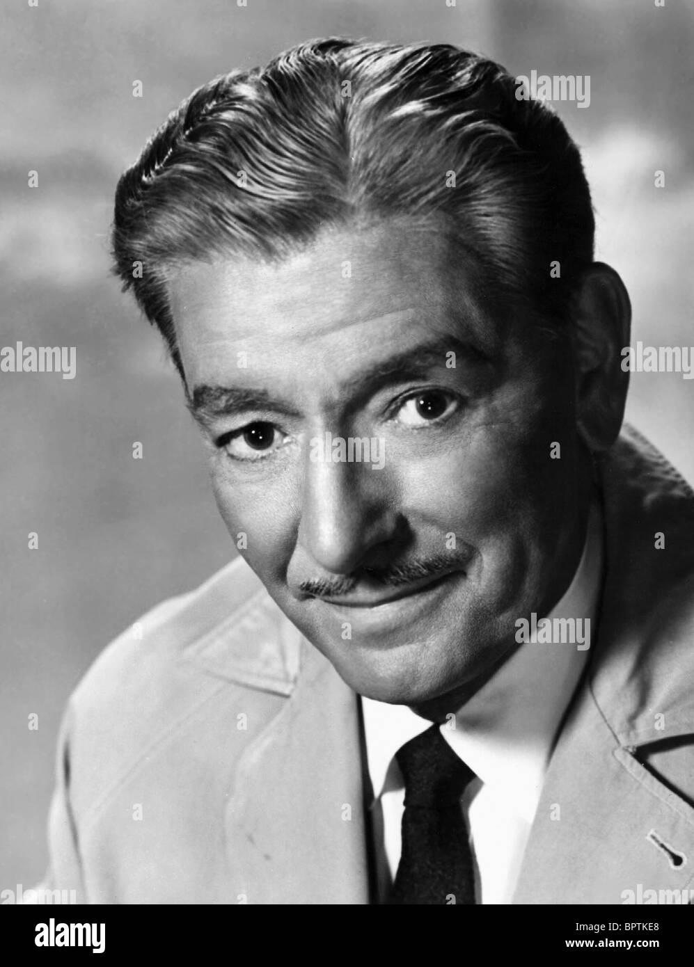 RONALD COLMAN ACTOR (1949) - Stock Image
