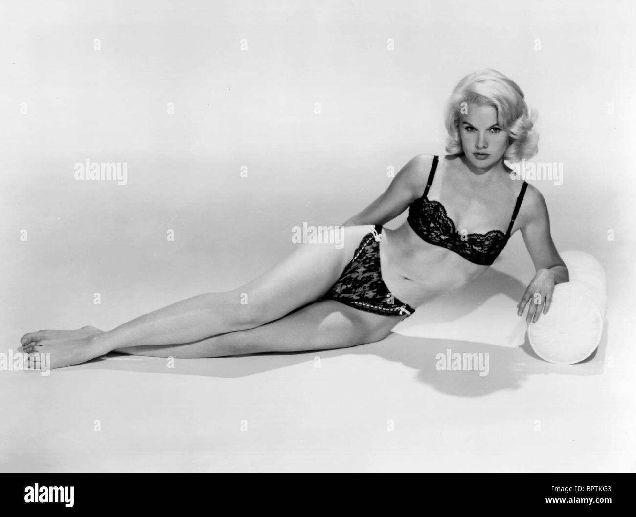 CARROLL BAKER ACTRESS (1956) - Stock Image
