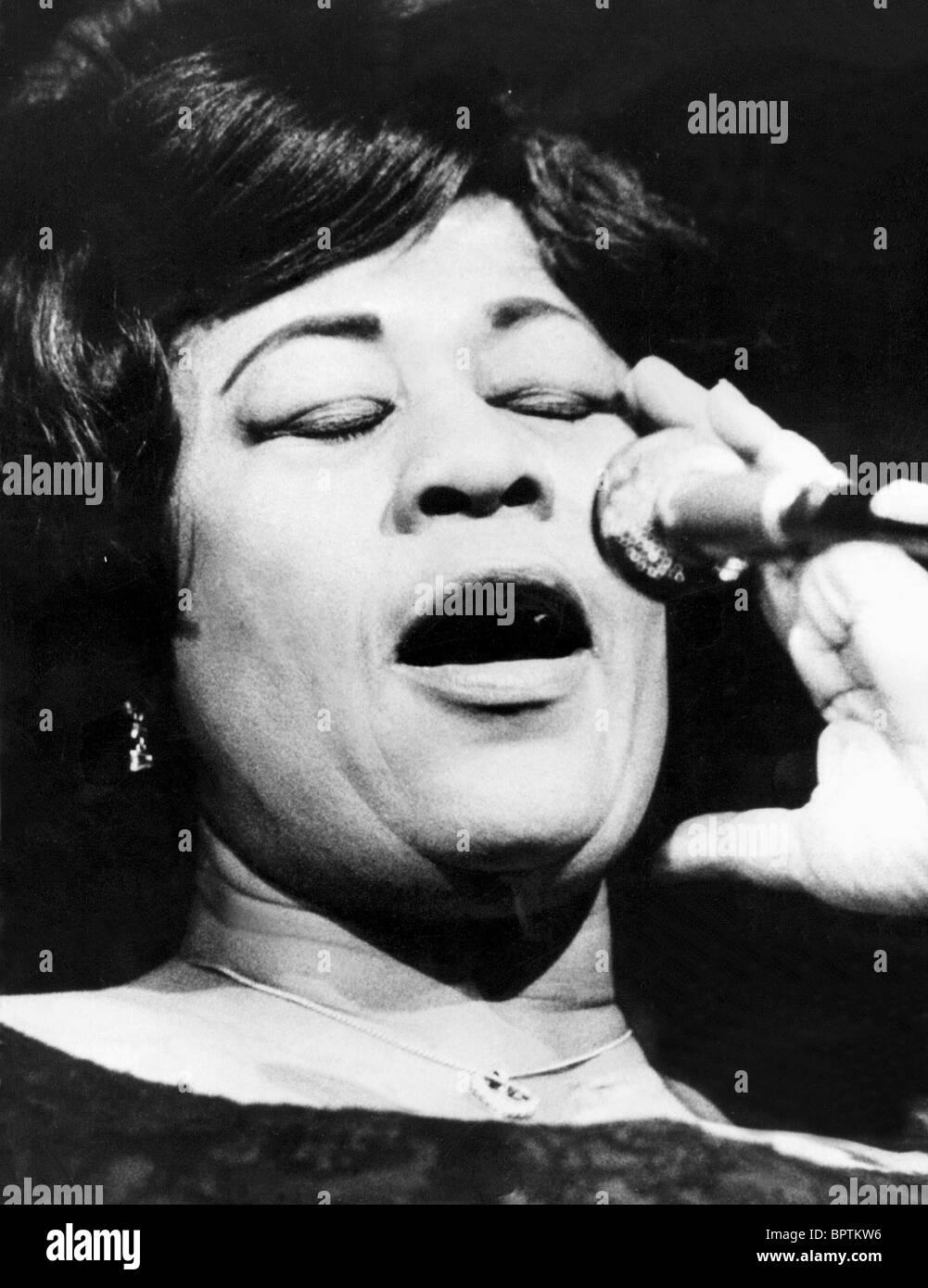 ELLA FITZGERALD SINGER (1958) - Stock Image