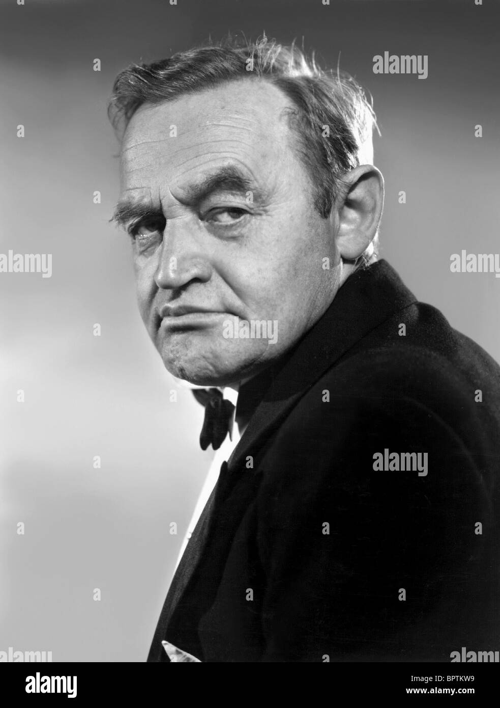 BARRY FITZGERALD ACTOR (1948) - Stock Image