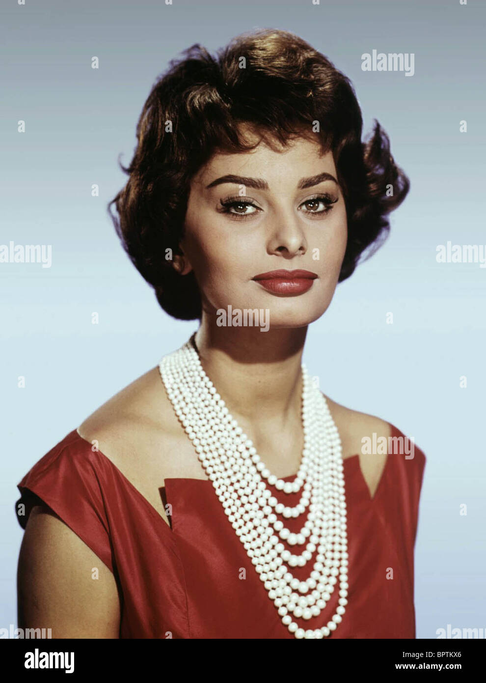 Sophia Loren Stock Pho...