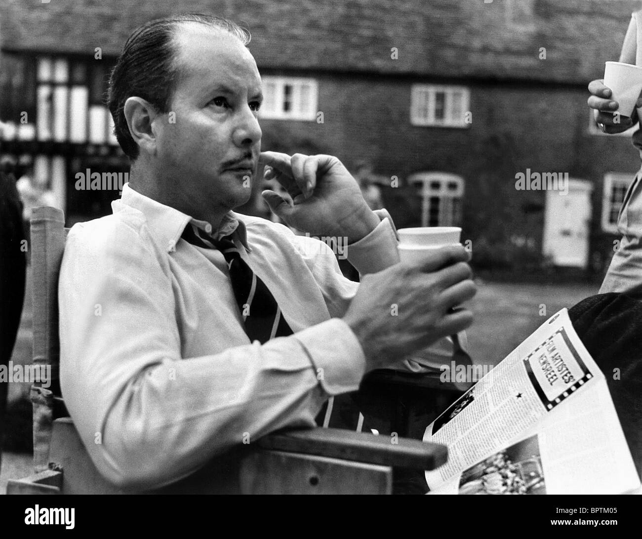 Terence Young Director 1965 Stock Photo 31275333 Alamy