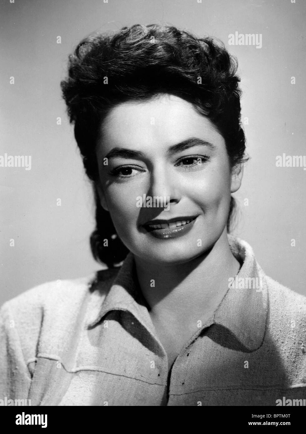RUTH ROMAN ACTRESS (1956) - Stock Image