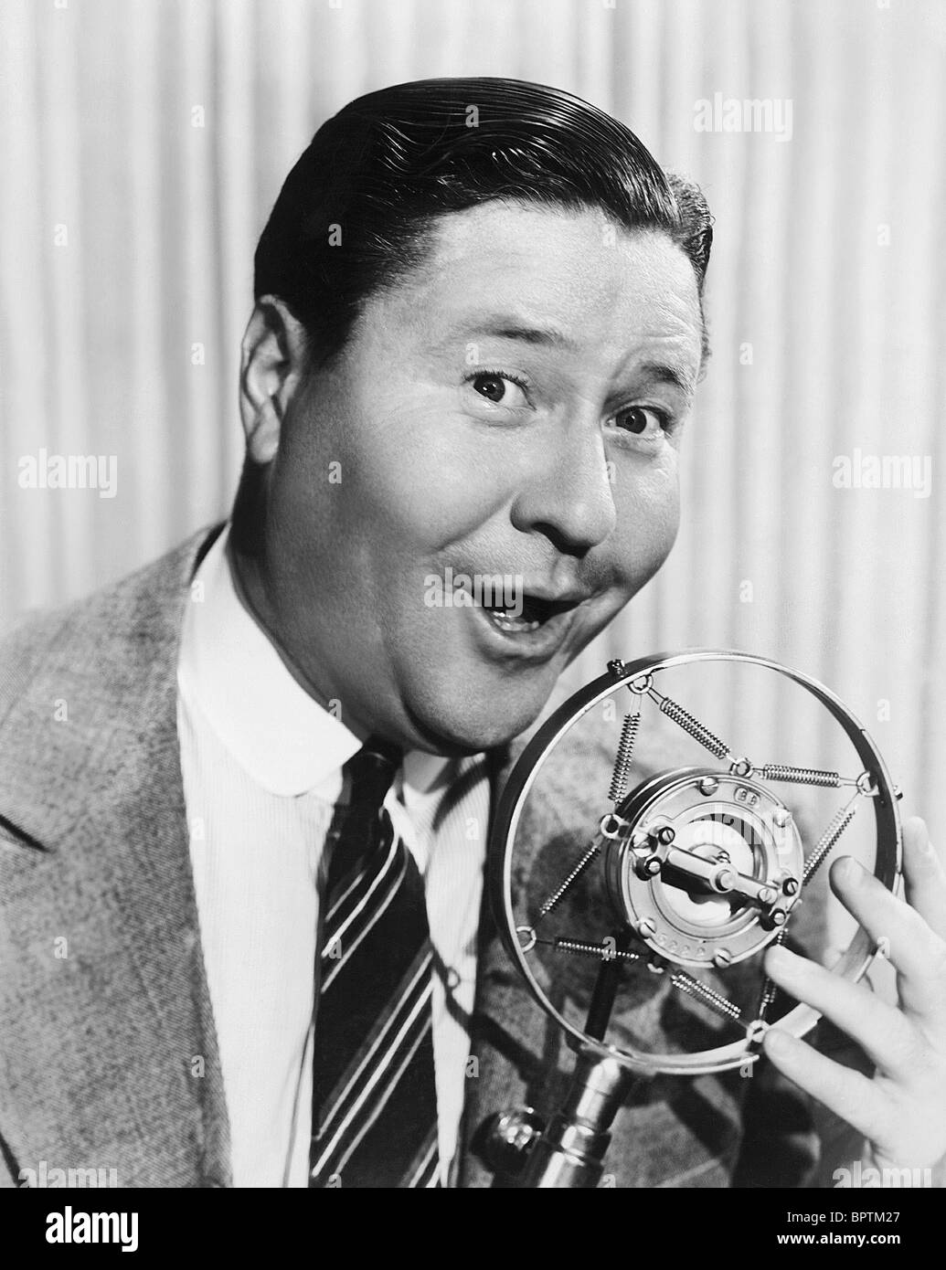JACK OAKIE ACTOR (1940) - Stock Image