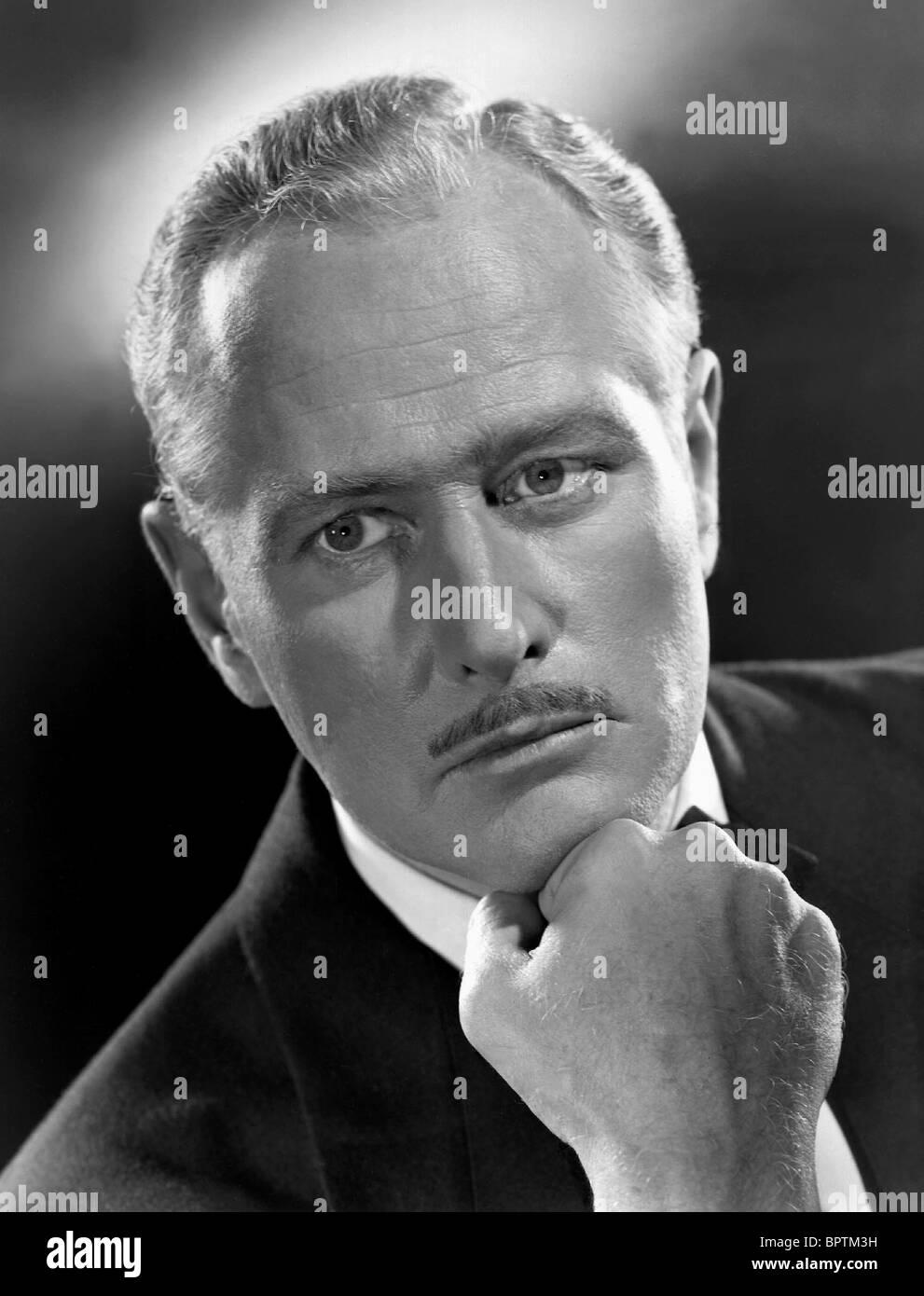 ROLAND CULVER ACTOR (1938) - Stock Image