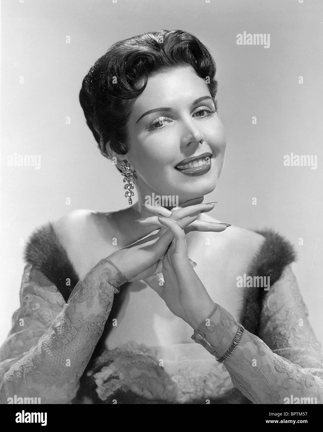 ANN MILLER ACTRESS (1945) - Stock Image
