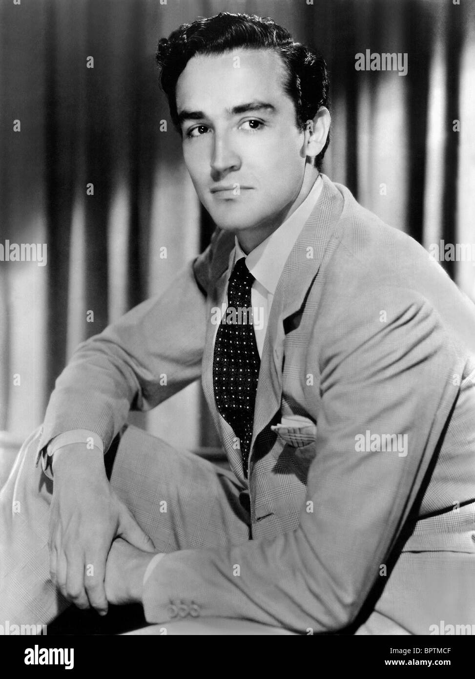 VITTORIO GASSMAN ACTOR (1955) - Stock Image
