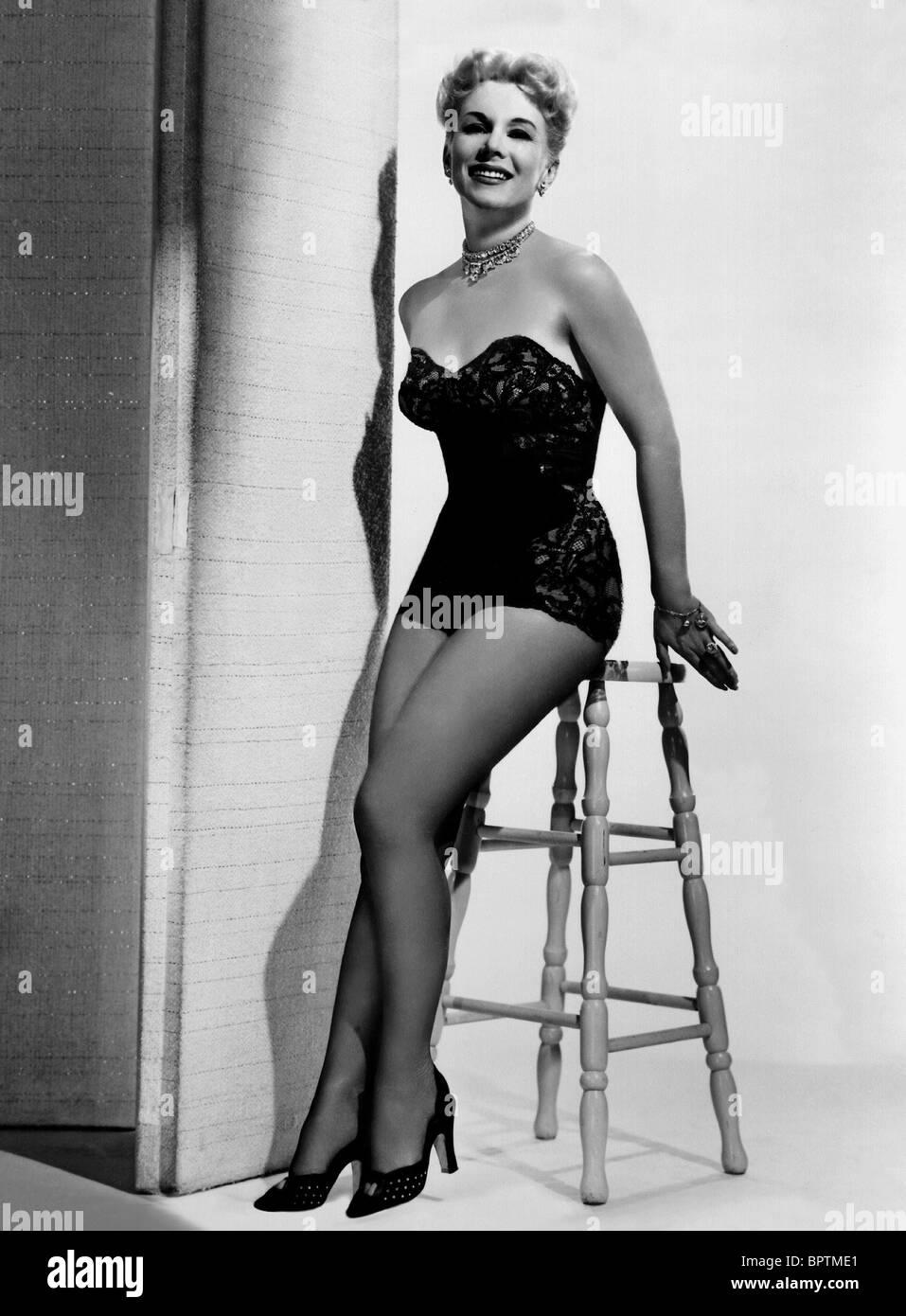 EVA GABOR ACTRESS (1956) - Stock Image