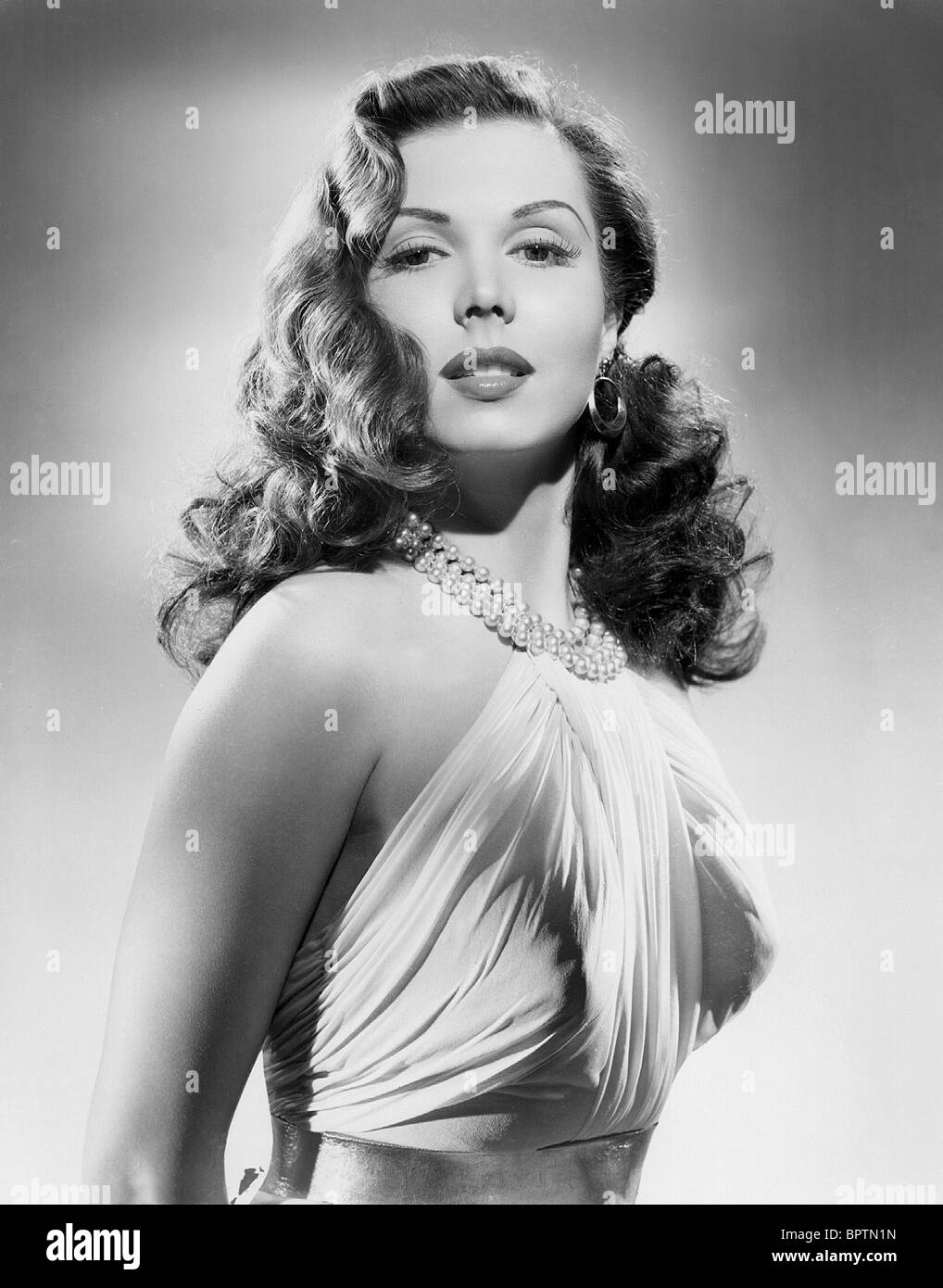 ANN MILLER ACTRESS (1947) - Stock Image