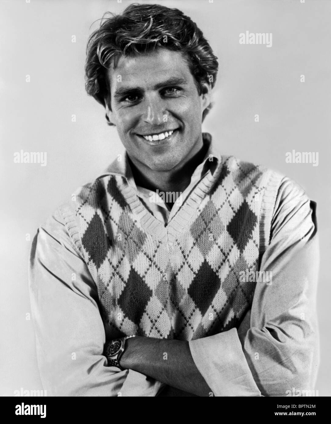 TED MCGINLEY ACTOR (1984) - Stock Image
