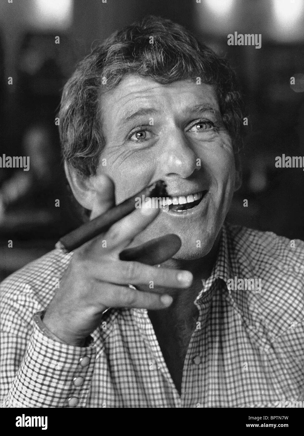 BARRY NEWMAN ACTOR (1975) - Stock Image