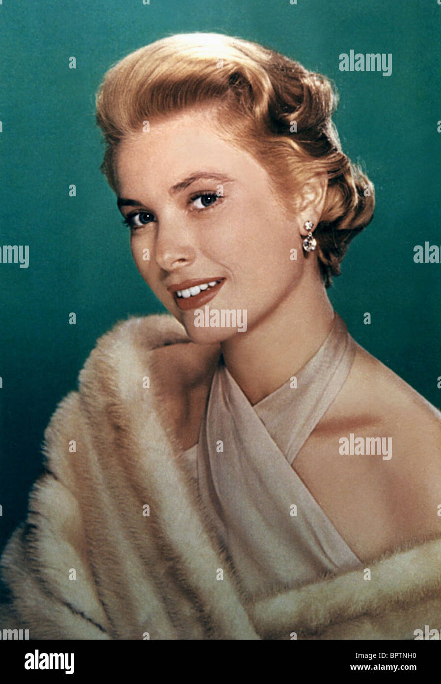 GRACE KELLY ACTRESS (1954) - Stock Image