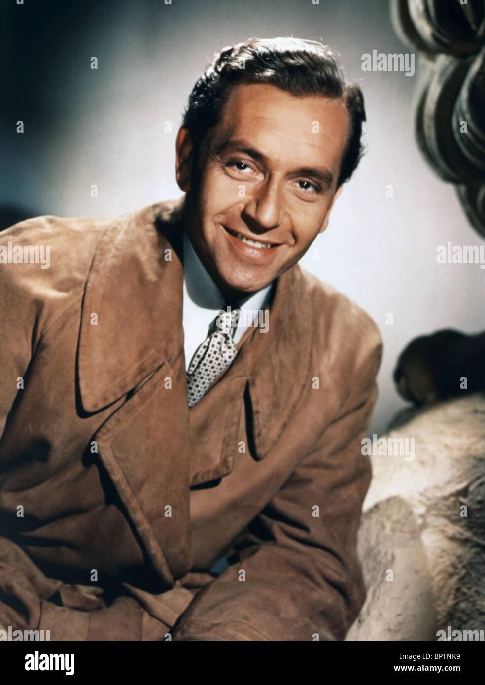 PAUL HENREID ACTOR & DIRECTOR (1958) - Stock Image