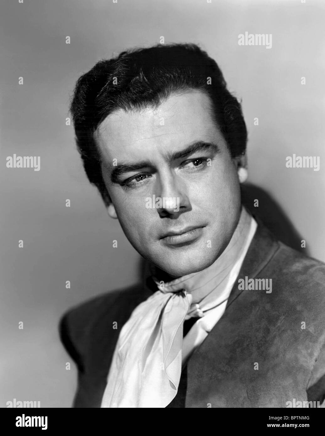 RICHARD GREENE ACTOR (1956) - Stock Image