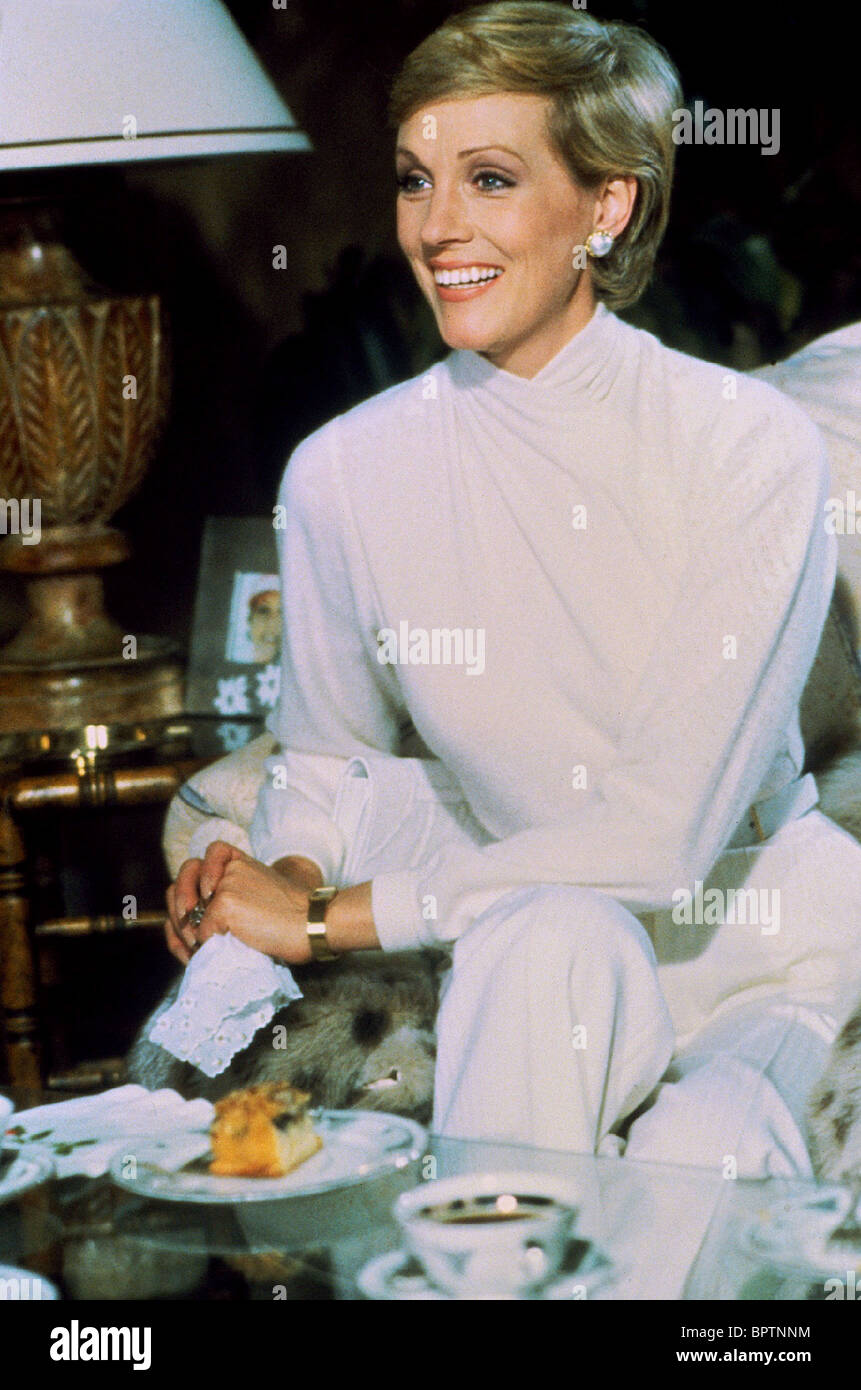 JULIE ANDREWS ACTRESS (1988) - Stock Image