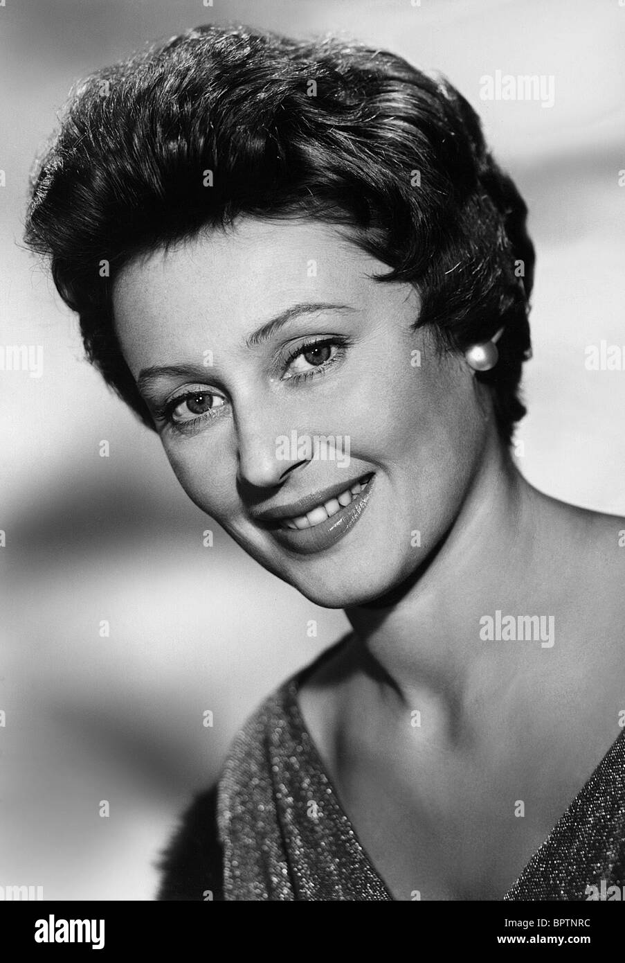 ELFIE PERTRAMER ACTRESS (1956) - Stock Image